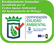 Certificado de Calidad Ambiental