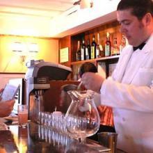 Bebidas - Servicios de Bar y Cafetería