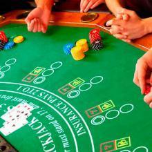 HOTJ0110 Actividades para el Juego en Mesas de Casinos
