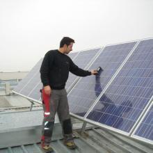Montaje Mecánico en Instalaciones Solares Fotovoltaicas