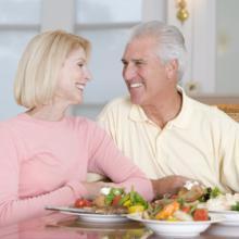 Alimentación y Nutrición para la Tercera Edad