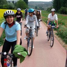 AFDA0109 Guía por Itinerarios en Bicicleta